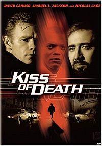 Смотри онлайн и без регистрации старый добрый голливудский боевичок - Поцелуй смерти (1995)