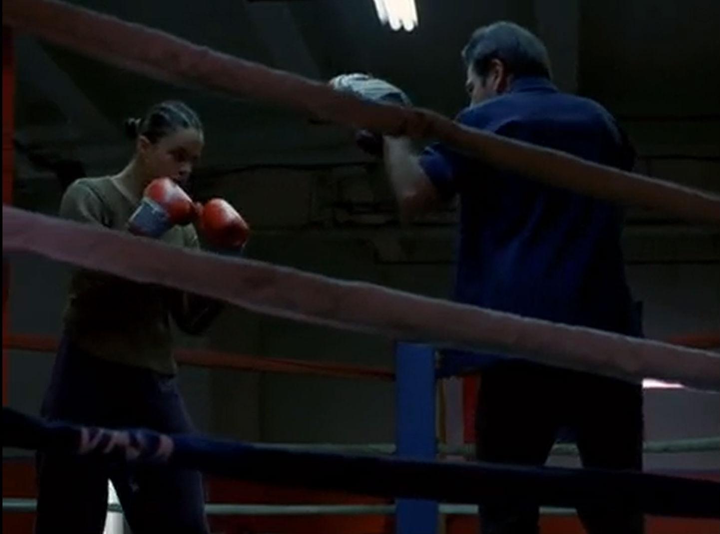 Смотреть кинофильм онлайн Женский бой / Girlfight Драма 2000 Мишель Родригес в хорошем качестве