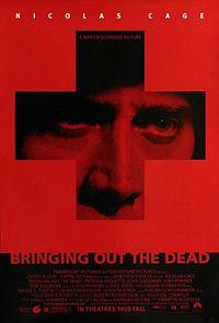 Смотреть кинофильм Воскрешая мертвецов / Bringing Out the Dead Триллер 1999 Николас Кейдж