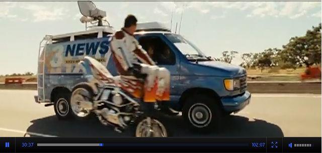 Смотреть кинофильм онлайн Призрачный гонщик / Ghost Rider Боевик 2007 в хорошем качестве