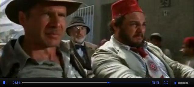 Индиана Джонс и последний крестовый поход: Смотреть онлайн Приключенческий фильм США 1989