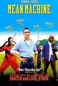 Постер к фильму Костолом на сайте можно посмотреть фильм онлайн 2001 года Франция Джейсон Стэтхэм