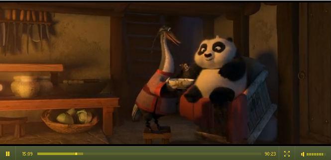 Кадры из мультфильма Кунг-фу панда 2 на сайте можно посмотреть онлайн мультик Kung Fu Panda 2
