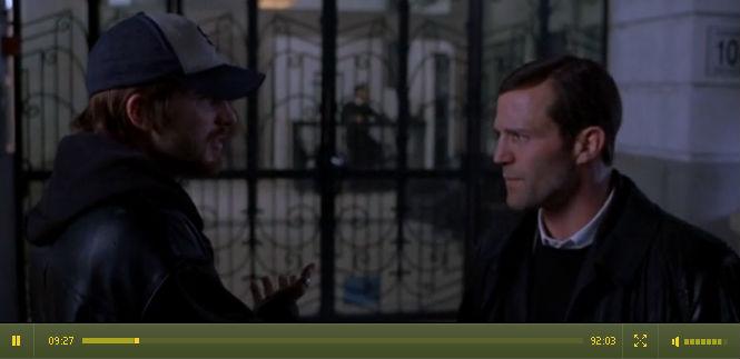 Лондон / London - смотреть мелодраму онлайн в хорошем качестве Джейсон Стэтхэм 2005 США