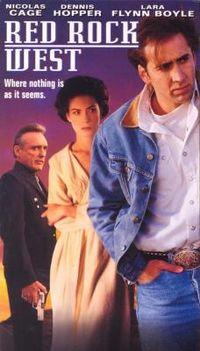 Смотреть кино На запад от красной скалы / Red Rock West Криминальный Триллер 1992 США