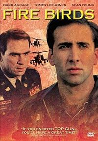 Смотреть кинофильм Огненные птицы / Fire Birds Военный боевик США 1990 Николас Кейдж качество