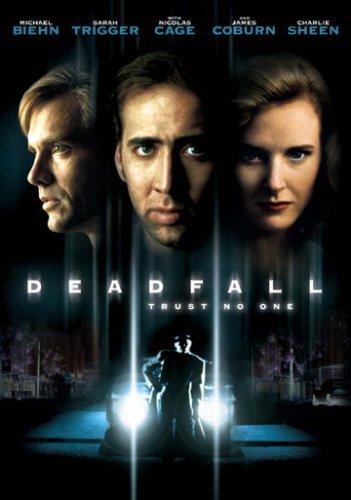 Смотреть кинофильм онлайн Смертельное падение / Deadfall Драма Николас Кейдж 1993 Бесплатно