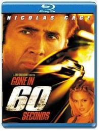 Смотреть фильм Угнать за 60 секунд / Gone in Sixty Seconds Боевик-Триллер Николас Кейдж США 2000
