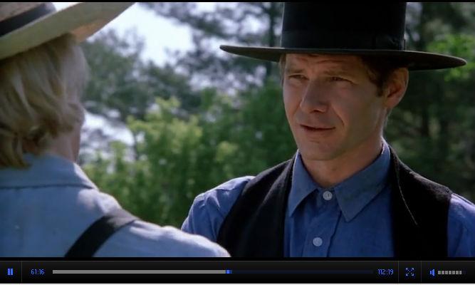 Свидетель / Witness - смотреть онлайн триллер 1985 года США Харрисон Форд