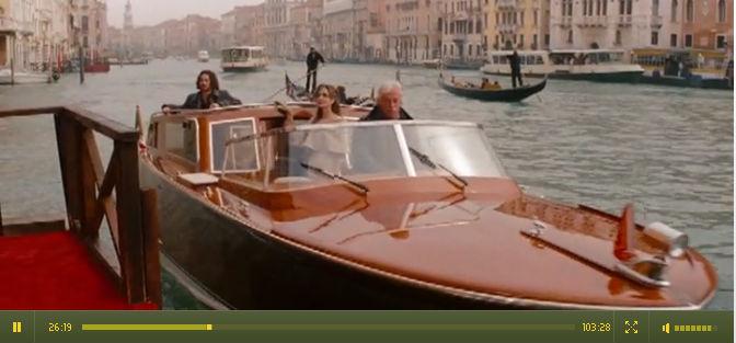 Кадры из фильма Турист на сайте можно посмотреть онлайн фильм The Tourist