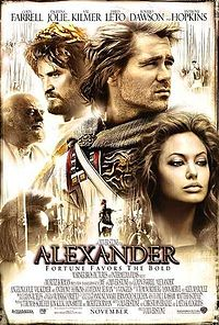 Александ 2004: лучшая роль актрисы Анджелины Джоли