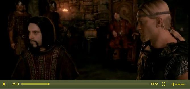 Кадры из фильма Беовульф на сайте можно посмотреть онлайн фильм Beowulf