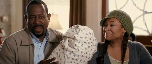 Кадры из нигерской комедии Папина дочка (2008) (Смотреть кино в хорошем качестве)