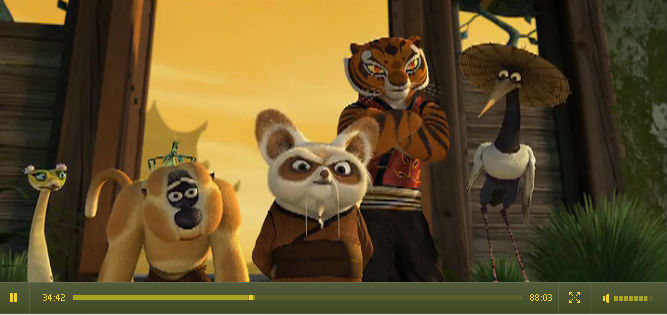 Кадры из мультфильма Кунг-фу панда на сайте можно посмотреть онлайн мультфильм Kung Fu Panda