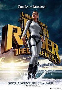 Постер к фильму Лара Крофт / Колыбель жизни на сайте можно посмотреть фильм онлайн 2003 год