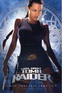 Постер к фильму Лара Крофт Расхитительница гробниц / Lara Croft: Tomb Raider жизни на сайте можно посмотреть фильм онлайн 2001 год