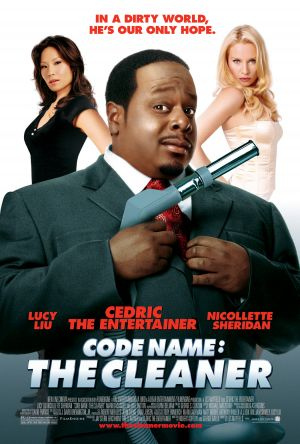 Постер к фильму По прозвищу чистильщик: операция чистильщик - смотреть нигерскую комедию онлайн США 2007
