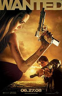 Постер к фильму Особо опасен / Wanted на сайте можно посмотреть фильм онлайн 2008 года