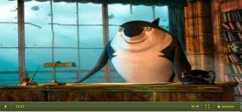 Кадры из фильма Подводная Братва на сайте можно посмотреть онлайн фильм Shark Tale
