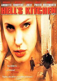 Постер к фильму Адская кухня - (драма онлайн Анджелина Джоли)
