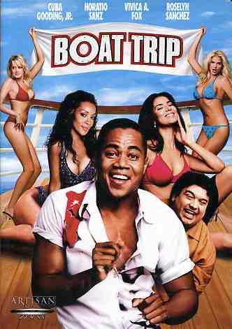 Постер к фильму Морское приключение (2002) - смотреть нигерскую комедию онлайн США 2002