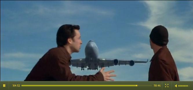 Кадры из фильма Управляя полётами на сайте можно посмотреть онлайн фильм Pushing Tin