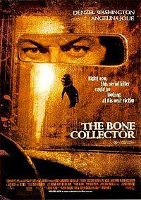 Постер к фильму Власть страха / The Bone Collector на сайте можно посмотреть фильм онлайн 1999 год