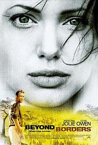Постер к фильму За гранью / Beyond Borders на сайте можно посмотреть фильм онлайн 2003 год