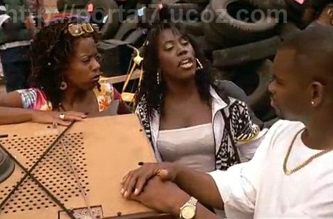 Кадры из нигерской комедии Аферисты 1998 (Смотреть кино в хорошем качестве)