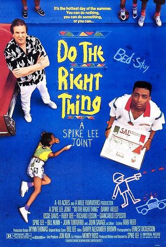 Постер к фильму Делай как надо 1989 - смотреть нигерскую комедию онлайн США