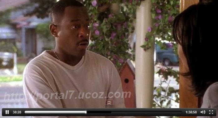 Кадры из нигерской комедии Дом большой мамочки (2000) (Смотреть кино в хорошем качестве)