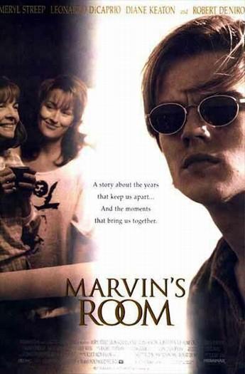 Комната Марвина смотреть онлайн, драма 1996 года с участием Робертом Де Ниро