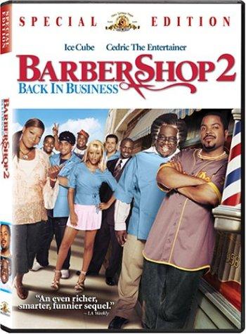 Постер к фильму Парикмахерская 2 Снова в деле - смотреть нигерскую комедию онлайн США 2004