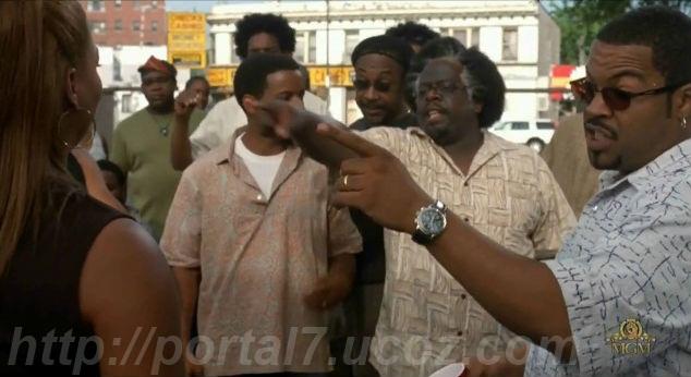 Кадры из нигерской комедии Парикмахерская 2 Снова в деле (2004) (Смотреть кино в хорошем качестве)