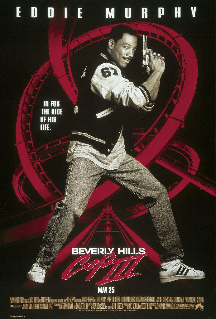 Постер к фильму Полицейский из беверли-хилз - часть 3 (1994) - смотреть комедию онлайн