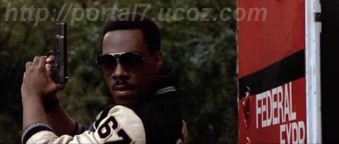 Кадры из нигерской комедии Полицейский из беверли-хилз - часть 2 (1987) (Смотреть кино в хорошем качестве)