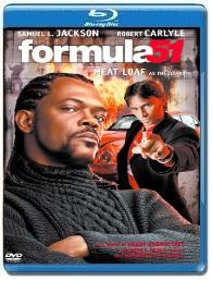 Комедия Формула 51: смотреть комедию онлайн. В главной роли - Сэмюэль Л. Джексон (2001)