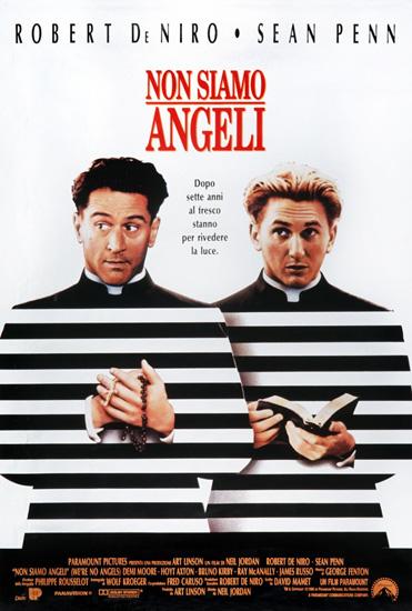 Постер к Криминальной комедии Мы не ангелы 1989 - смотреть комедию онлайн