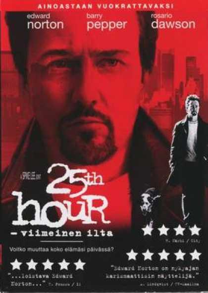 Смотреть криминальный фильм 25-й час 2002 фильм онлайн в хорошем качестве HD