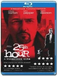Смотреть онлайн 25-й час: криминальный фильм в хорошем качестве с участием Эдвард Нортон