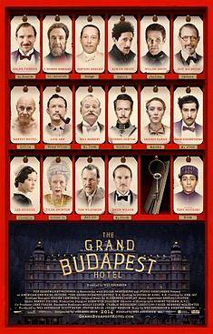 Отель Гранд Будапешт: Американская комедия в хорошем качестве