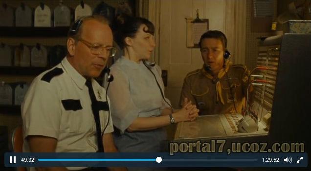 Королевство полной луны (2012) смотреть комедию онлайн бесплатно