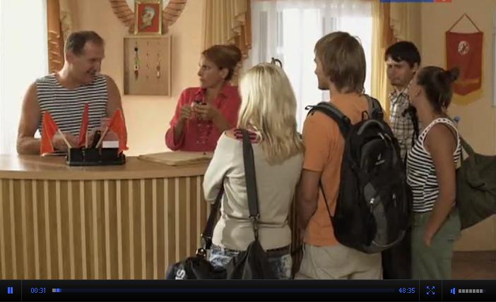 Смотреть сериал онлайн Сваты 4 в хорошем качестве комедийный Россия 2010