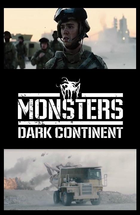 Монстры 2: Тёмный континент (2014) официальный трейлер в HD